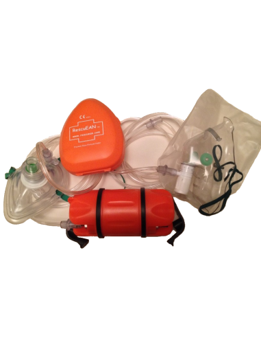 RescuEAN Basic kit