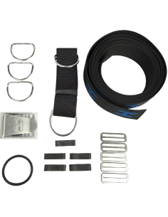 Halcyon harness kit m/skrittstropp FUE