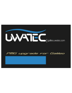 Uwatec PMG upgrade...