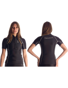 Fourth Element Thermocline Short Sleeve top - Dame FUE